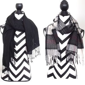 Bundle- 2 Comfortable Wrap Scarf's